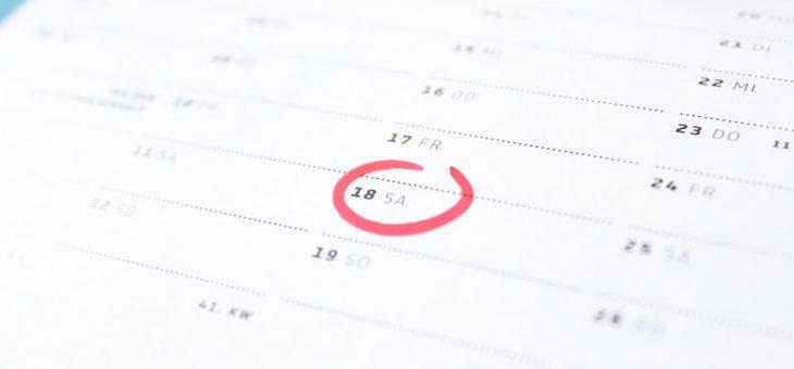 Kalendarz UK – co zawiera?