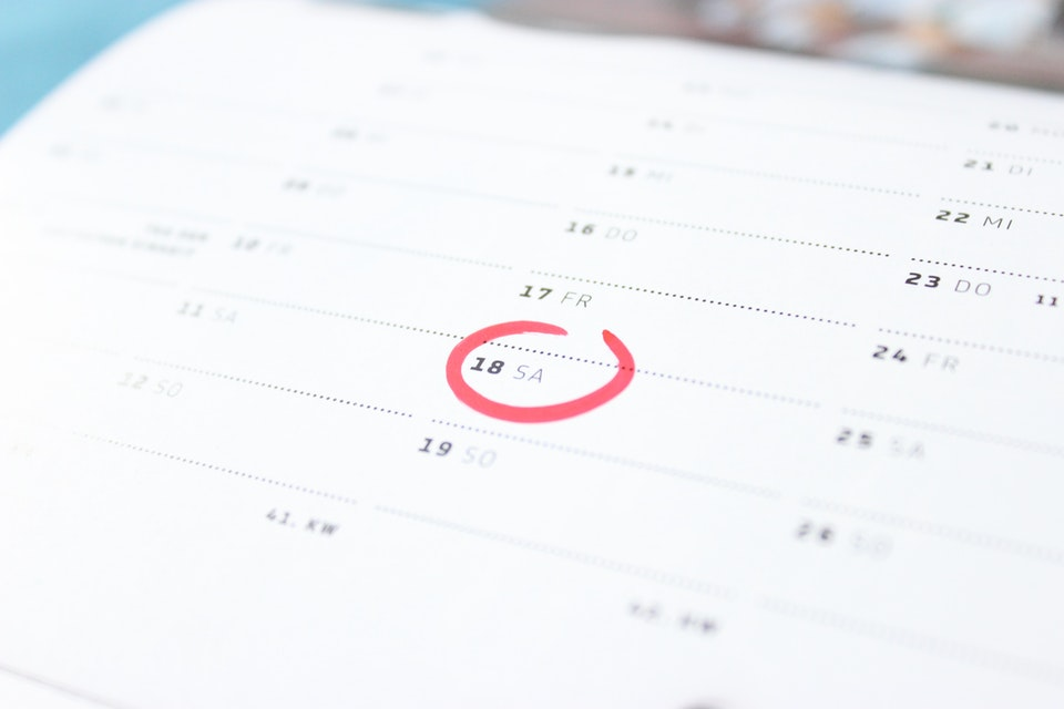 polski kalendarz uk