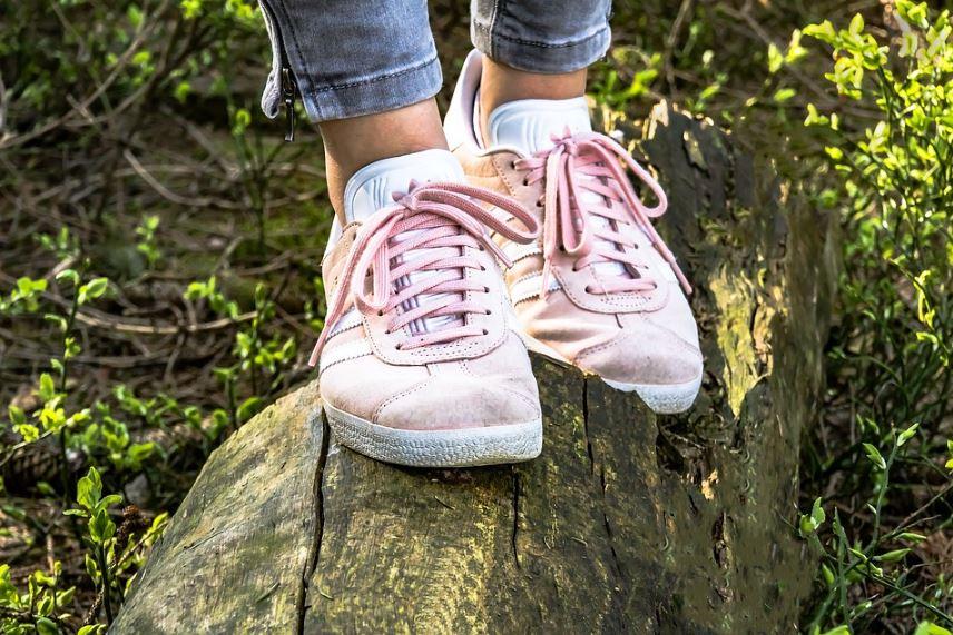 buty na wiosne